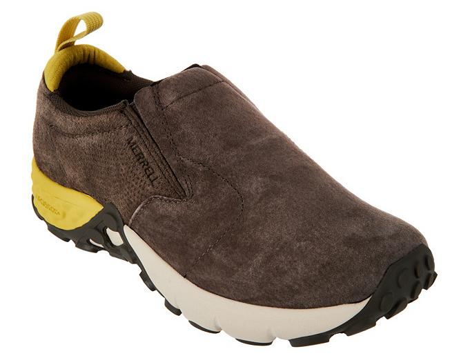 Zapatos Merrell Suede slip-on-Jungle slip-on-Jungle slip-on-Jungle Moc AC + Falcon Marrón para Mujer 5.5 Nuevo  nuevo listado