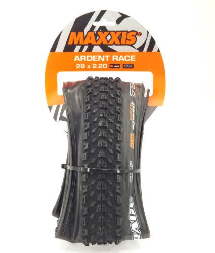 "MAXXIS ARDENT RACE 120TPI 3 C Tubeless Ready 29/"" X 2.20/"" Noir Pliable Pneu"