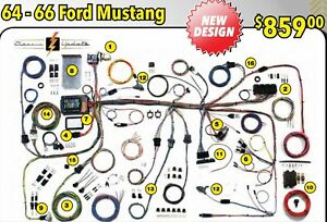 image is loading new-design-1964-1965-1966-ford-mustang-wire-