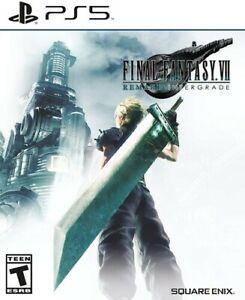 FINAL FANTASY VII REMAKE INTERGRADE for PlayStation 5 [New Video Game] Playsta
