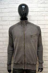 NAPAPIJRI-Maglione-Uomo-Pullover-Cotone-Maglia-XL-Sweater-Casual-Cardigan-Man