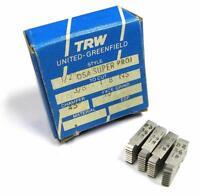 Brand Set Of Trw Thread Chasers 1/2 Dsa Super Proj To Cut 3/8 1 8 Ns