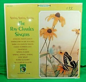 The Ray Charles Singers Spring Spring Spring MS-507 UNOPENED LP Record
