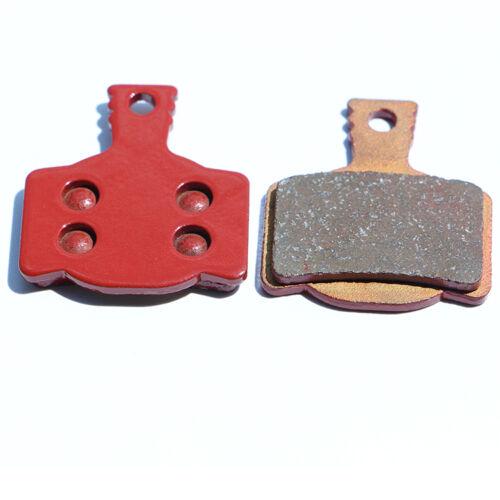 2 Paar Bremsbelag für Magura MT2 //MT4 //MT6 //MT8  7.1 organisch  Disc  semi