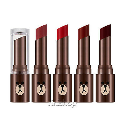 [MISSHA] M LINE FRIENDS Edition Matte Lip Rouge 4.1g Rinishop