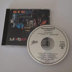 1980 reo speedwagon hi infidelity cd ek 36844 epic records japan press 74643684422 ebay. Black Bedroom Furniture Sets. Home Design Ideas