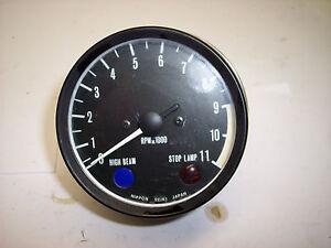 74-75-76-77-78-Kawasaki-KZ400-Kz-400-A-S-Special-RPM-Metre-Jauge-Tachymetre