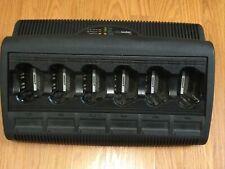 Used Motorola Wpln4121br Impres 6 Slots Adaptive Chargers