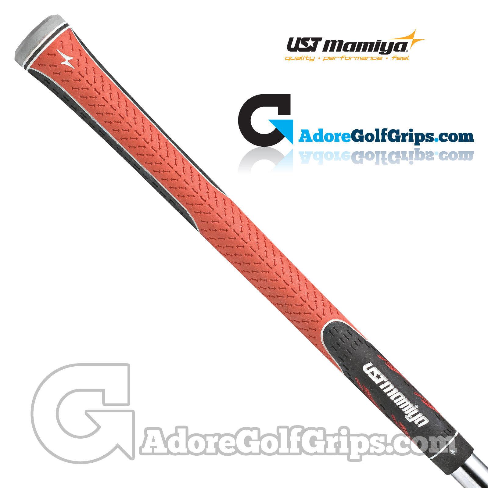 UST  Mamiya-COMP SC Grips-Rojo Negro X 9  tienda de venta