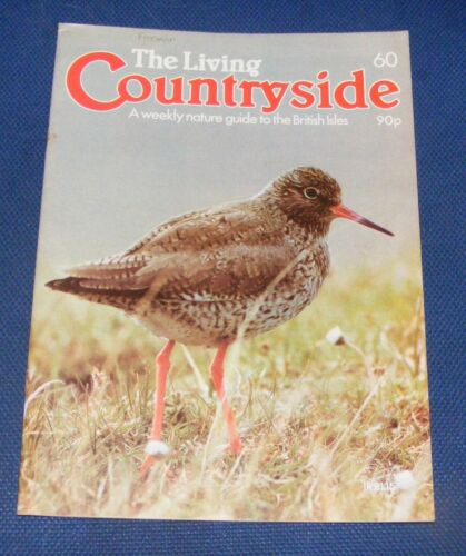 THE LIVING COUNTRYSIDE MAGAZINE VARIOUS ISSUES 1-60