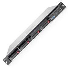 HP ProLiant DL360 G7 2x QuadCore Xeon E5640 16x 2,66 GHz 64 GB RAM 2x 300 GB HDD