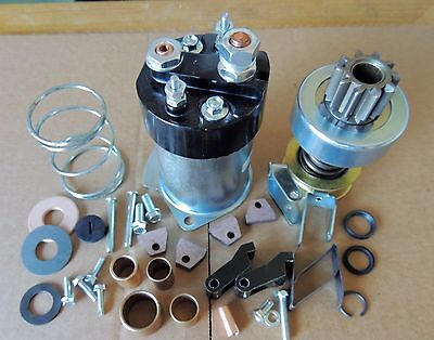 NEW 12V SOLENOID FIT CASE TRACTOR 430 441 480 540 570 A40795 A57068 SW214 SWC303