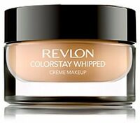 Revlon Colorstay Whipped Creme Makeup Foundation 24 Hr 340 Caramel Dark Matte