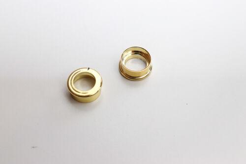 """LGB pièces de rechange /""""LGB 20251 20252 LOCOMOTIVE A VAPEUR/"""" 2x schornsteinrand Gold"""