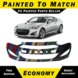 Details About New Painted To Match Front Per For 2017 Hyundai Genesis Coupe 2 Door
