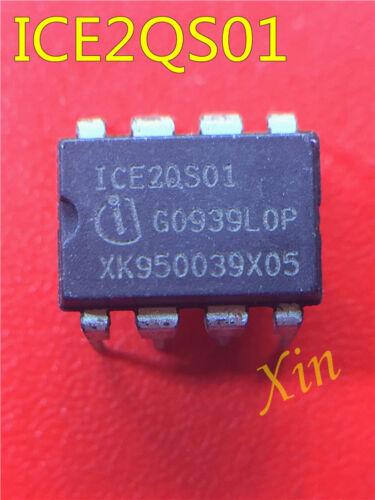 10PCS ICE2QS01 Quasi-resonant PWM Controller DIP8
