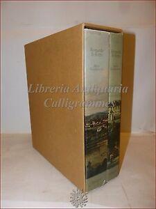 Arte: Catalogo Opere Canaletto Bernardo Bellotto Taschen 2 Voll In Tedesco 1972
