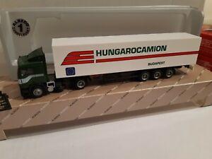 Albedo-Herpa-volvo-hungarocamion-Budapest-Hungary-waberer-top-rar