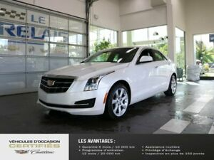 2016 Cadillac ATS Standard AWD LUXURY AWD