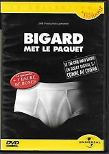 DVD ZONE 2--SPECTACLE--JEAN MARIE BIGARD--BIGARD MET LE PAQUET