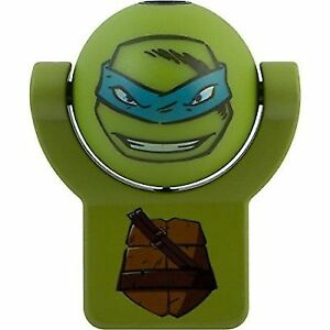 NICKELODEON 10302 Teenage Mutant Ninja Turtles Leonardo LED Night Light