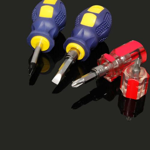 Mini Small Schraubendreher Set Viele Doppel-Use Phillips Slotted Reparatursatz