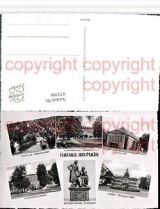 470588-Hanau-am-Main-Schloss-Kurhaus-Stadthalle-Mehrbildkarte