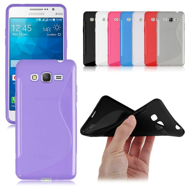 For Samsung Galaxy Grand Prime SM-G530H G5308W S-Line Soft TPU Case Cover Skin