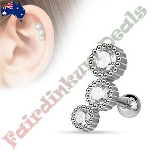 316L-Surgical-Steel-Silver-Ion-Plated-Tragus-Cartilage-Stud-with-3-Round-CZ