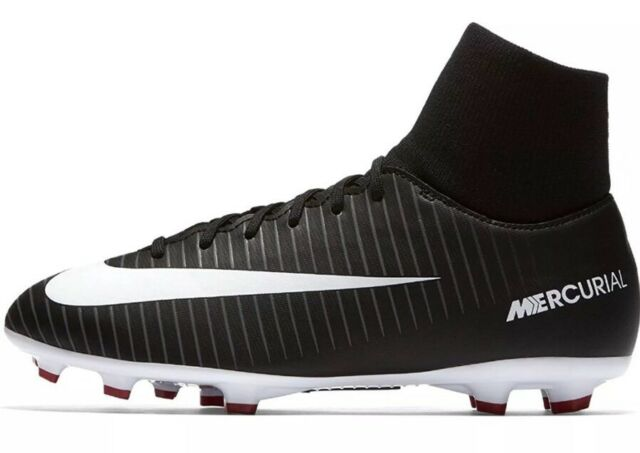 11916a652 Frequently bought together. Nike Mercurial JR Victory VI Dynamic Fit FG  Youth Size 5.5Y Soccer Cleats 903600
