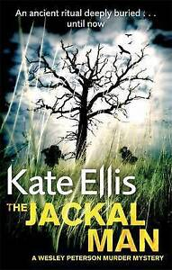 The-Jackal-Man-A-Wesley-Peterson-Murder-Mystery-by-Kate-Ellis-Paperback-Book