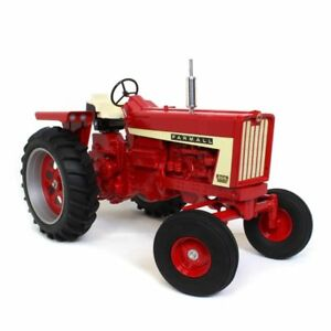 Details about 1/8 INTERNATIONAL HARVESTER FARMALL 806 WIDE FRONT BY SCALE  MODELS - NEW IN BOX