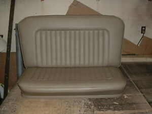 1932 model a hot street rod bench seat in any color you. Black Bedroom Furniture Sets. Home Design Ideas