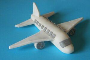 edible 3D PLANE cake topper decoration HOLIDAY bon voyage AEROPLANE