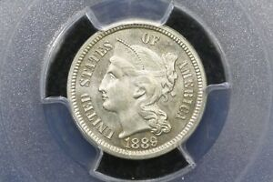 1889-Gem-Proof-3-cent-Nickel-PCGS-PR-65