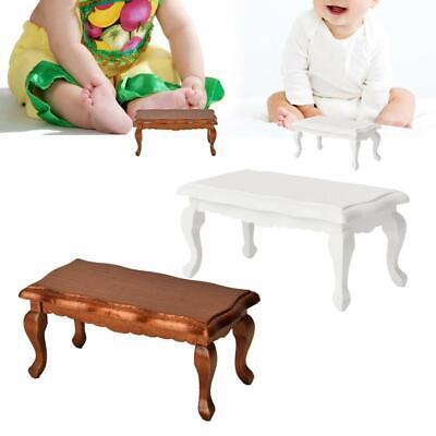 dollhouse Pure white squares mini furniture model accessories for multi-door