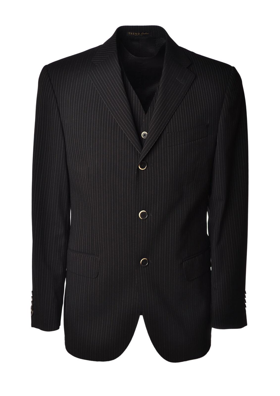 Corneliani Trend  -  Longueur - Mâle - black - 4716515A183220