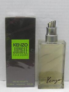 50111f612 KENZO JUNGLE POUR HOMME 3.4 oz 100ml EDT SPRAY MEN ORIGINAL CLASSIC ...