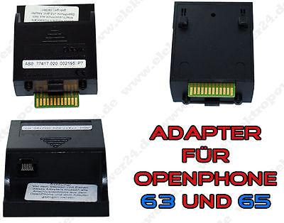 Schneidig Detewe Adapter Für Openphone 63 Und 65 Anschluss/teil/anschlussadapter/ Büro & Schreibwaren Büro-kommunikation