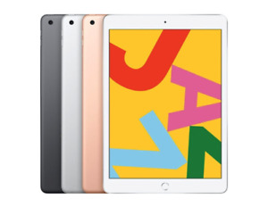 Apple - iPad 7 (Latest Model) with Wi-Fi - 128GB - MULTIPLE COLORS!