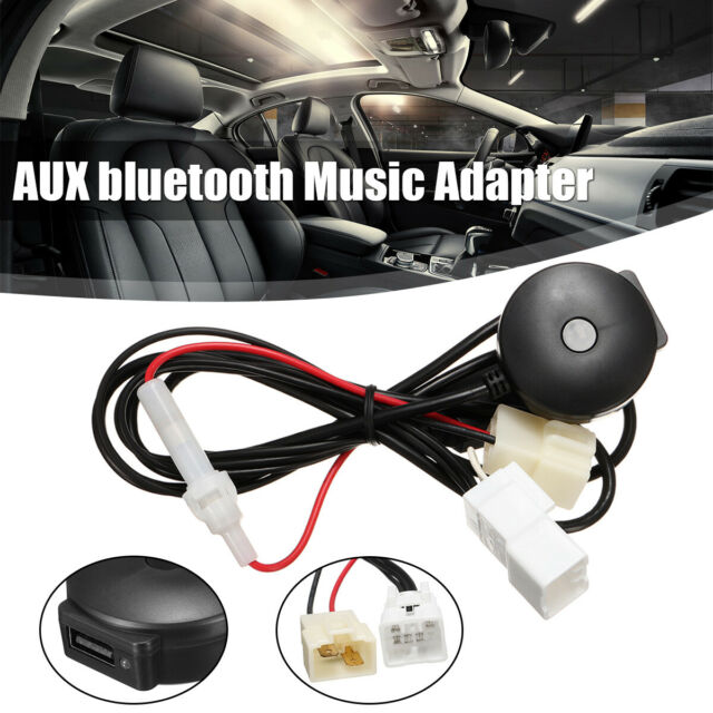 For Ford Ba-Bf Falcon Territory Car Stereo Aux Audio Adaptor bluetooth Cable