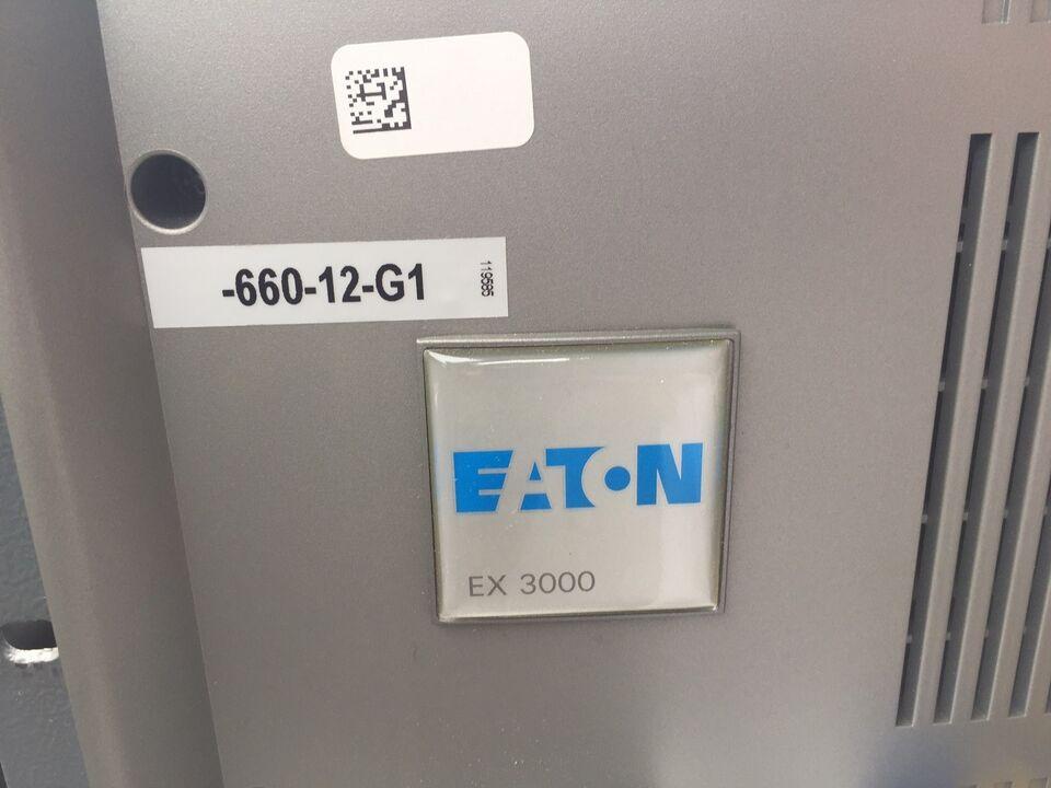 Andet mærke, EATON EX 3000
