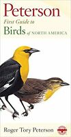 Peterson First Guide To Birds Of North America By Roger Tory Peterson, (paperbac on sale