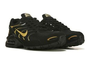 factory price defd0 814f2 Details about NIB Men's Nike Air Max Torch 4 IV Running Shoes Invigor Black  Gold TN Plus
