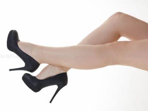 PHOTOGRAPHY COMPOSITION WOMAN LEGS HIGH HEELS AIR ART PRINT POSTER MP3462A