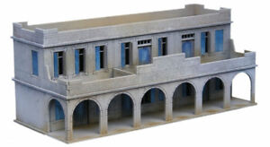 Sarissa Precision 20mm North African Colonial Large Two Storey Building