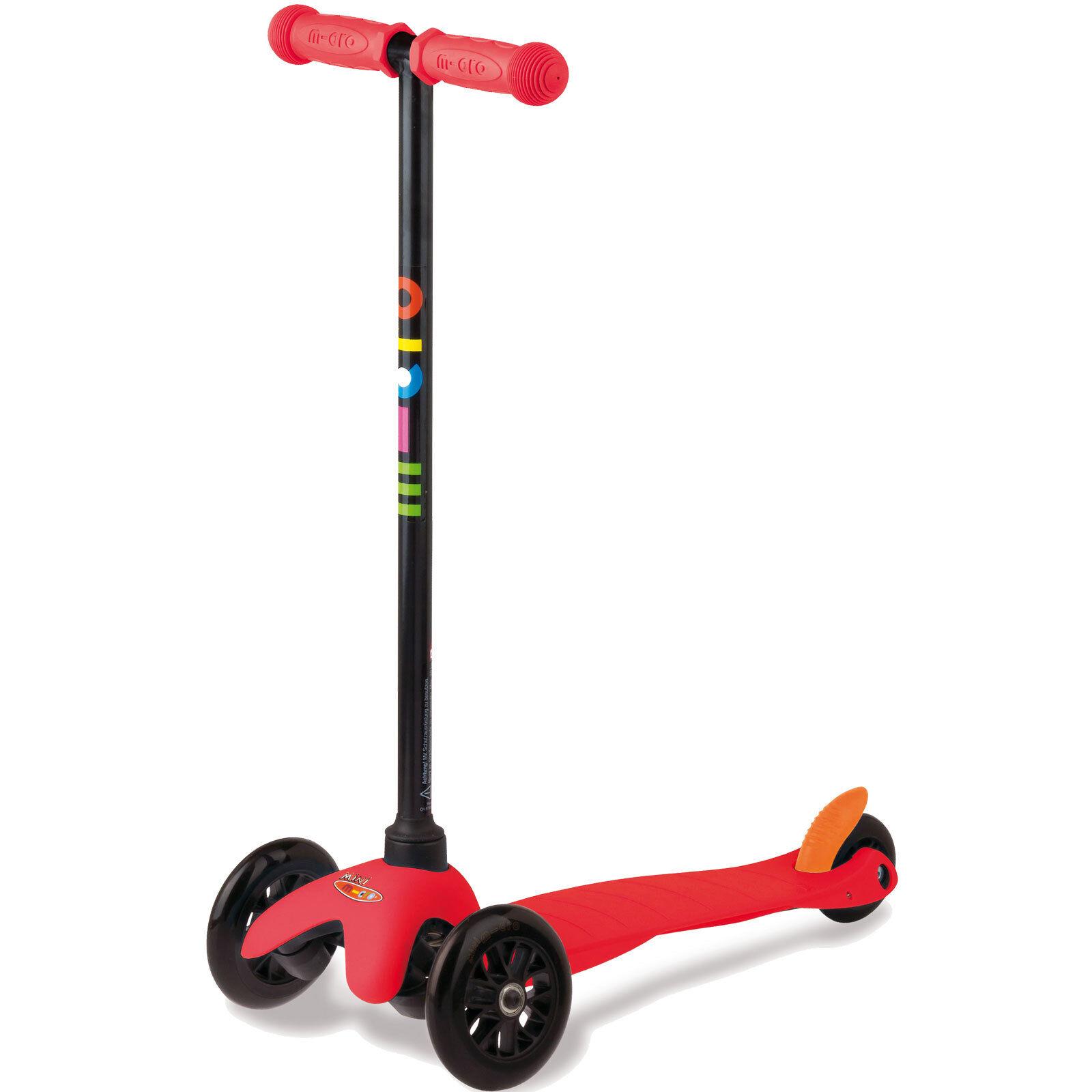 Micro Mini Scooter Sporty Scooter Mini Kinderroller Cityroller Tretroller Kinder Roller NEU d29a1c