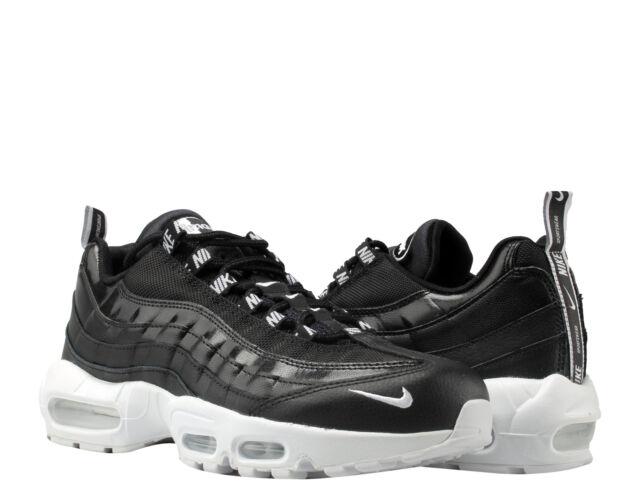 quality design 8cc05 1556a Nike Air Max 95 Premium Black-white-black Sz 11 538416-020