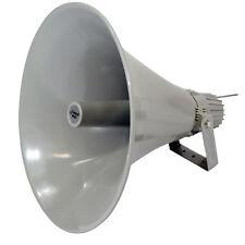 """Pyle PHSP20 19.5"""" Indoor / Outdoor 100 Watt PA Horn Speaker w/ 70V Transformer"""