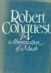 The-Abomination-of-Moab-Robert-Conquest